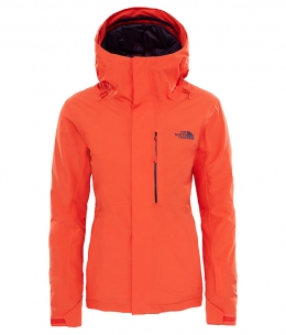Куртка The North Face W Descendit Jacket fire brick red (TNF T93BYM.H9K)
