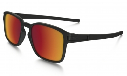 Очки Oakley Latch SQ Matte Black/Torch Iridium