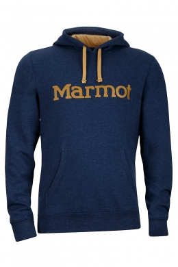 Худи Marmot M Hoody vintage navy heather (MRT 53640)