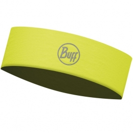 BUFF  Uv headband slim r-solid yellow fluor (BU 113653)