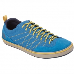 Кроссовки The North Face Base Camp Approach blue/yellow р. 45