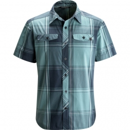 Рубашка Black Diamond SS Technician Shirt admiral-caspian (BD J3U1.985)