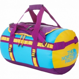 Сумка The North Face Base Camp Duffle - S iris purple/summit gold