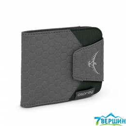 Гаманець, портмоне Osprey QuickLock RFID Wallet Shadow Grey (OSP 10001236)