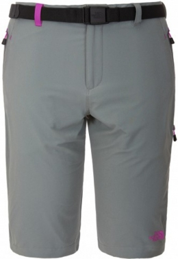 Шорты The North Face W Roca Short sedona sage grey (TNF T0A0WK.V1U) XS