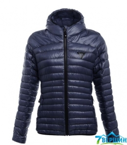 Женская пуховая куртка Dainese Packable Downjacket Lady black iris (4749459.I64)