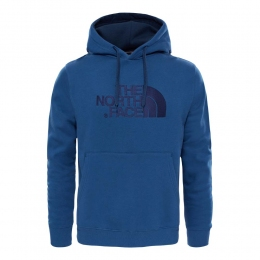 Худи The North Face M Drew Peak Pullover Hoodie shady blue (TNF T0AHJY.HDC)