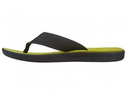 Шлепанцы The North Face BC Lite Flip-Flop M black green/citronelle green (TNF C517.BGCG)