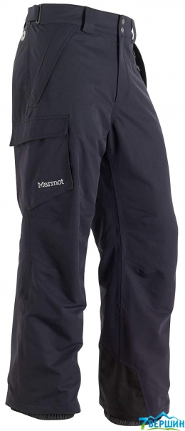 Штаны муж. Marmot Motion black XL (70290.001)