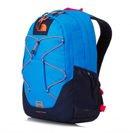 Рюкзак The North Face Jester quill blue/power orange