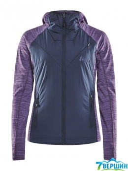 Жіноча кофта Craft Polar LT PD Midlayer Woman logan / blaze (Сr 1908014.708396)