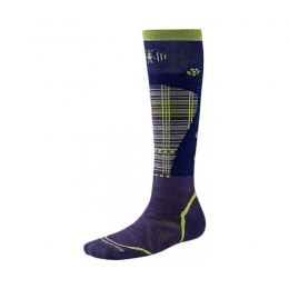 Носки лыжные Smartwool Women's PhD Ski Medium Pattern ink (SW SW268.109)