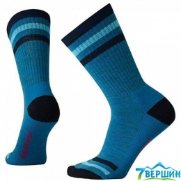 Жіночі термошкарпетки Smartwool Wm's Striped Hike Light Crew Glacial Blue (SW 01127.781)