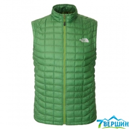 Чоловічий утеплений жилет The North Face Men's Thermoball Vest sullivan green (T0CMH1.EU2)