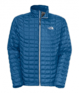 Куртка мужская утепленная The North Face Thermoball Full Zip dish blue (TNF T0CMH0.BG8) XL