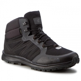 Кроссовки The North Face M Litewave Fastpack Mid GTX  black/dark shadow grey (TNF T92Y8O.ZU5)