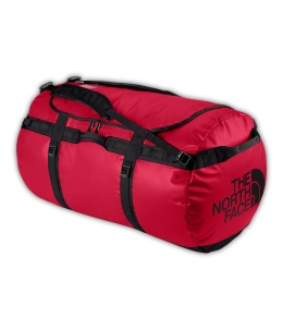 Сумка The North Face Base Camp Dufflel - XS (TNF red/TNF Black)
