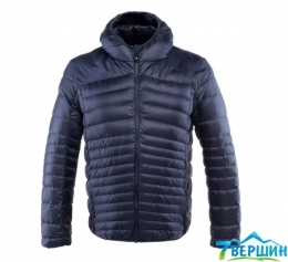 Мужская пуховая куртка Dainese Packable Downjacket Man black iris (4749457.I64)