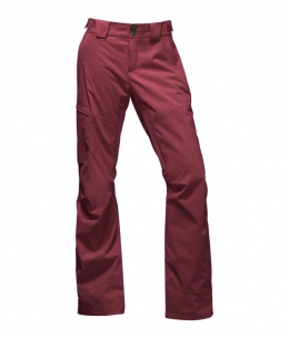 Жіночі гірськолижні штани The North Face W Sickline Pant Deep Garnet Red (TNF T92TKX.HBM)