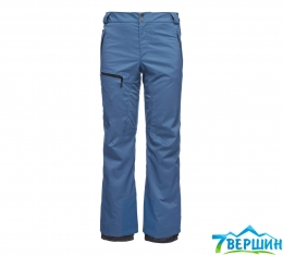 Чоловічі  лижні штани Black Diamond M Boundary Line Insulated Pant Astral Blue (BD 742002.4002)