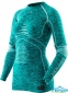 Кофта X-bionic Energy Accumulator Evo Melange Lady Shirt Long Sleeves Round Neck (I100668-A619)